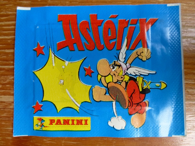 Panini Asterix Sticker Pack