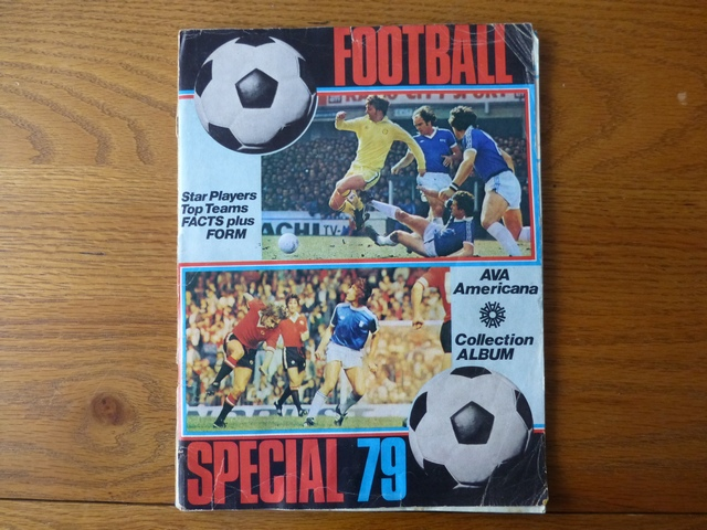 AVA Football Special 79 - Complete Album (01)
