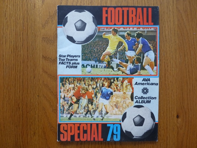 AVA Football Special 79 - Empty Album (01)