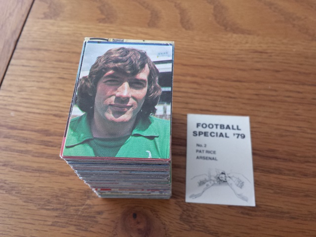 AVA Football Special 79 -  Individual Stickers