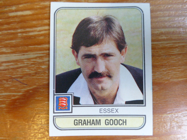 Panini World Of Cricket 83 - Graham Gooch