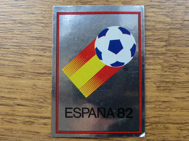 Panini Espana 82 Badge - Logo