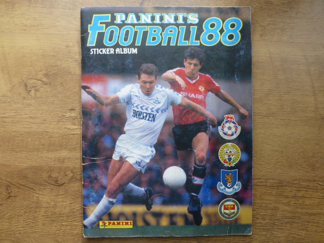 Panini Football 88 Complete Album (01)