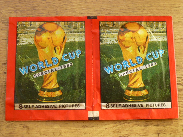 FKS World Cup Special 82 Double Sticker Pack