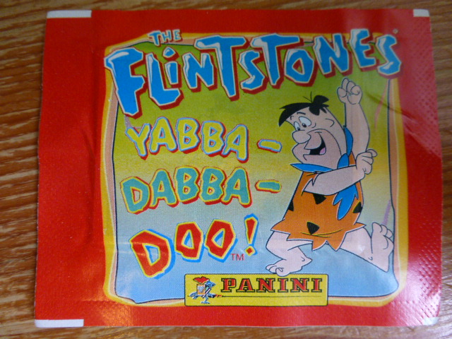 Panini The Flintstones Sticker Pack