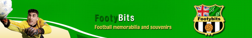 Footybits - Football Memorabilia And Souvenirs