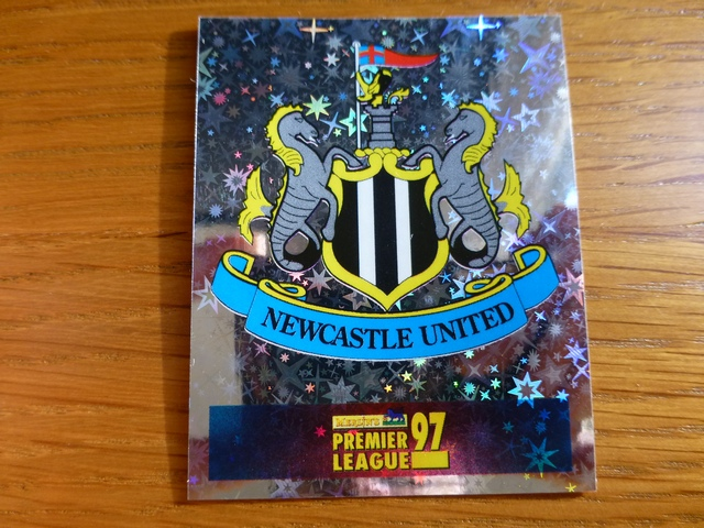 Merlin Premier League 97 Individual Badges