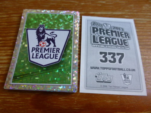 Topps Premier League 2013 Individual Badges