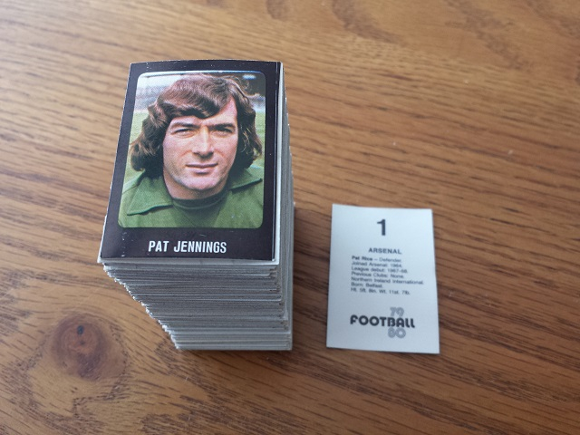 Transimage Football 79/80 -  Individual Stickers